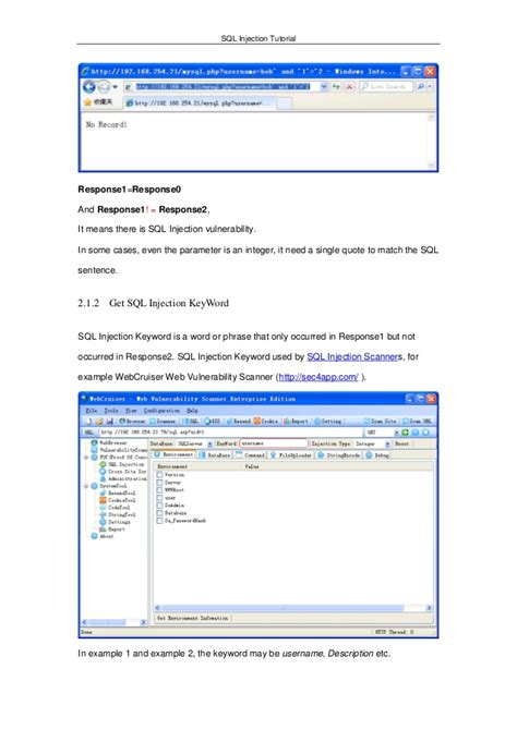 tutorial carding sql injection sql injection tutorial