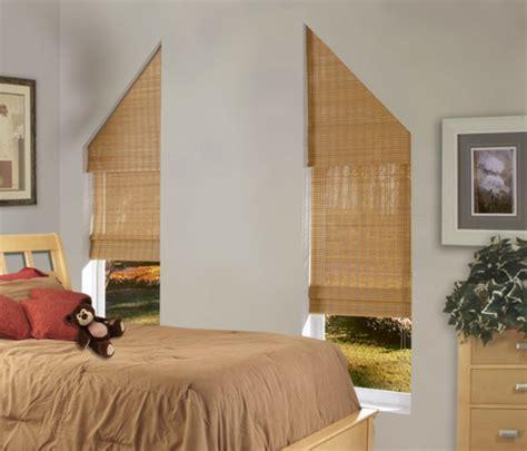 vorhang dreiecksfenster tolle bilder gardinen f 252 r dreiecksfenster