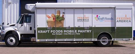 Mobile Food Pantry Truck by Mt Vernon City School District And Junior League Of