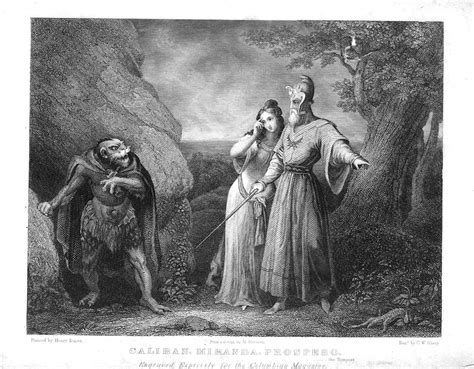 miranda and caliban books the tempest shakespeare at mississippi state wiki