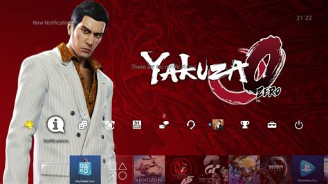 Kaset Ps4 Yakuza 0 ps4 gets free yakuza 0 and symphony of the machine themes on the playstation store
