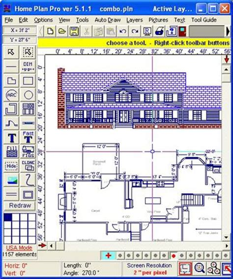 home plans software home plan pro
