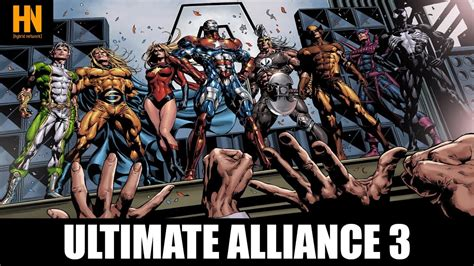 Marvel ultimate alliance 3 release date uk free