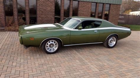 1971 dodge charger 500 for sale wp23l1a194352 1971 dodge charger 500 numbers matching 383