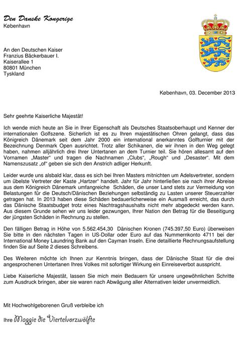 Informeller Brief Beispiel news februar 2014 teil 2 toennessen