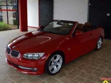 bmw  series  convertible ft myers fl red