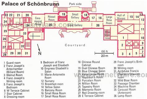 palace of versailles floor plan palace of versailles floor plan map