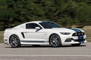 2015 Ford Shelby Gt350 2015 Ford Mustang Gt350 Side In Motion 02 Photo 3