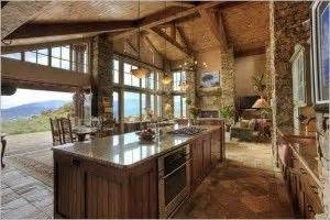 rustic open floor plans pinterest discover and save creative ideas