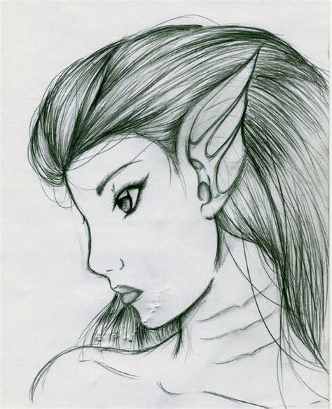 imagenes de sirenas para dibujar a lapiz otro boceto de sirena by karurusan on deviantart