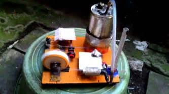 Mesin Steam Motor mesin uap sederhana dr barang bekas steam engine part 2