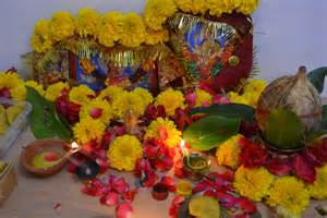 fashions updated diwali pooja decoration