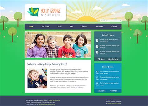 templates for school website our school website templates greenhouse school websites