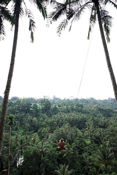 swing bali travel guide where to eat sleep shop in bali