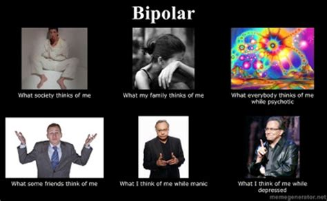 Bipolar Meme - bipolar disorder memes pictures to pin on pinterest