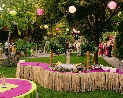 Decorations Ideas Outside by Get Interesting Outdoor Decoration Ideas For Wedding Events Weddings