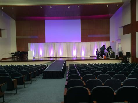 Lighting For Fashion fashion show staging sound and lighting in nj