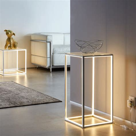 Nachttisch Quader by Sompex Led Stehleuchte Delux 12 W Warm Wei 223 Quader 30 X