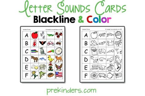 printable alphabet letters and sounds letter sounds printables