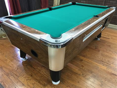table valley table 042617 valley used coin operated pool table used