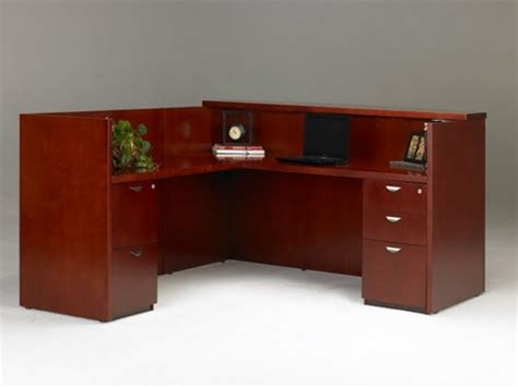 Discount Office Furniture Mayline Mira Reception Desks Discount Reception Desks
