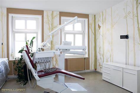 zahnarzt praxis design appolloart graffiti airbrush