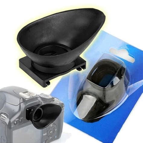 Eye Cup Canon 22mm Compatible With Canon 7d 5d Iii 5d 22mm viewfinder eyepiece eye cup replacement for nikon
