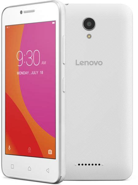 Chili 4g 1gb8gb White lenovo b dual sim 8gb 1gb ram 4g lte white price