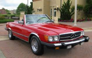 Mercedes Sl 1980 1980 Mercedes 450sl Information And Photos Momentcar