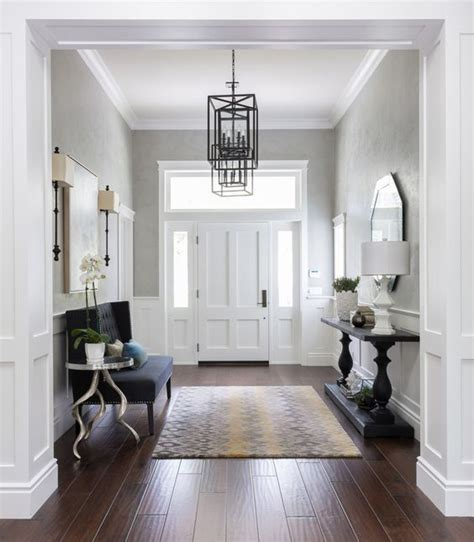 entrance decor ideas for home best 25 entry hall ideas on pinterest house of