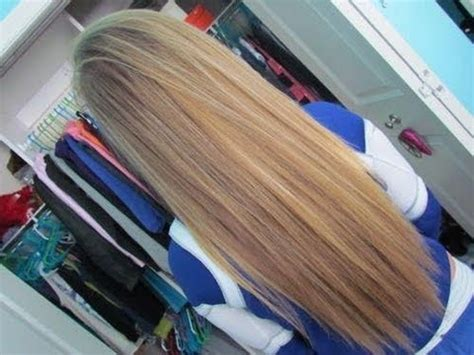 hairstyles to keep hair straight overnight how to straighten your hair without heat youtube