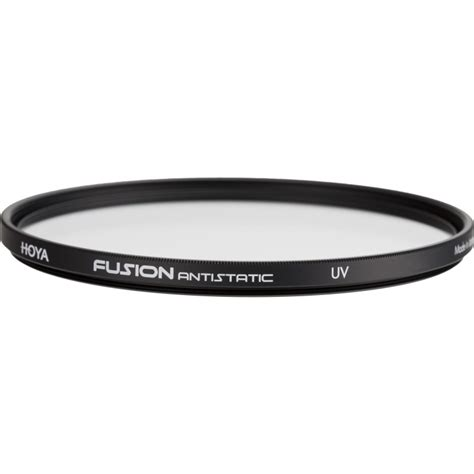 Hoya Fusion Antistatic Uv 52mm by Hoya Filter Uv Fusion Antistatic 52mm Filters Photopoint