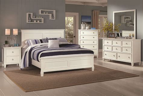 albany queen 4 piece bedroom set living spaces