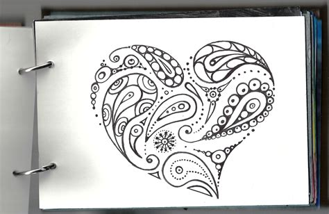 tattoo mandala heart heart mandala tattoos pinterest