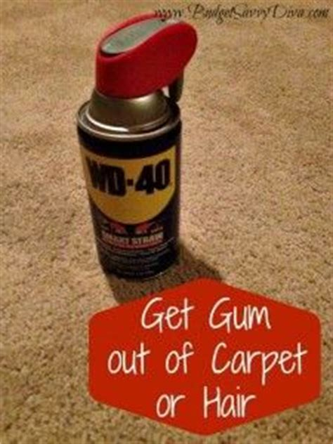remove gum from rug remove gum from carpet handy tips