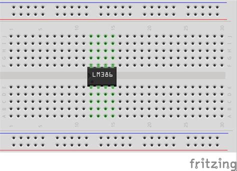 integrated circuit on breadboard how to breadboard