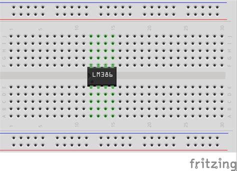 integrated circuit breadboard how to breadboard