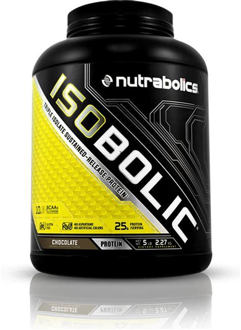 Whey Nutrabolic Isobolic 5 Lbs New