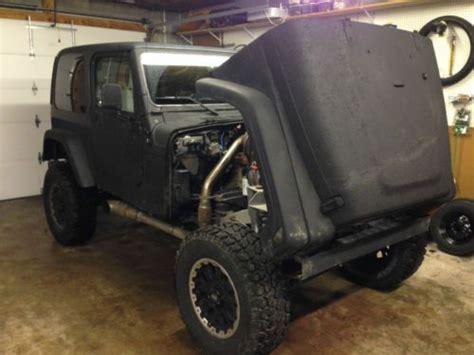 4bt Jeep For Sale Find Used Cummins 4bt Jeep Wrangler Tj Diesel In