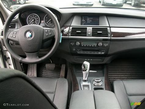 bmw x5 dashboard 2010 bmw x5 xdrive30i black nevada leather dashboard photo
