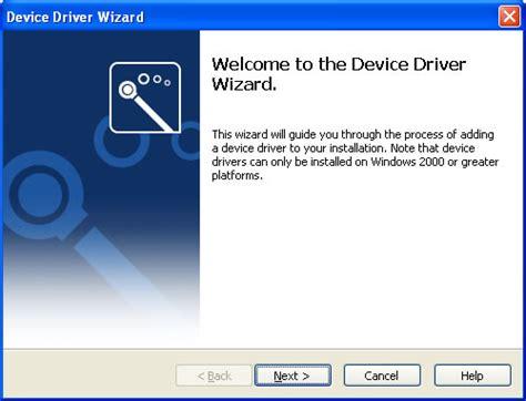 update device drivers  windows xp vista  windows