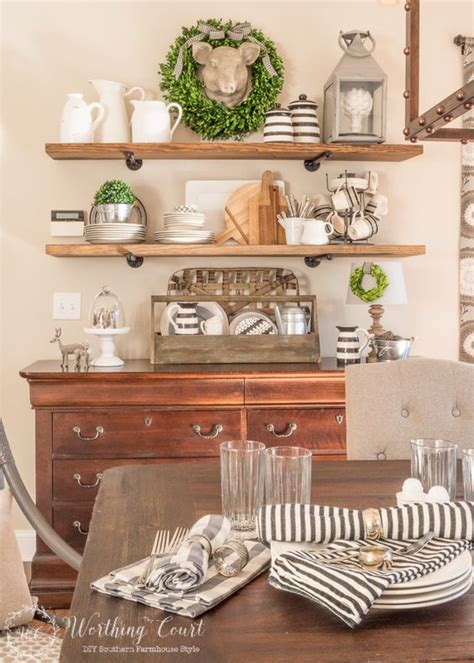 simple diy projects from my breakfast area makeover open
