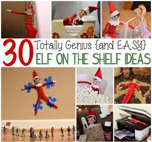30 totally genius and easy on the shelf ideas