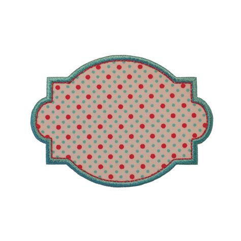 Embroidery Applique Design by Vintage Frame Applique Design For Machine Embroidery