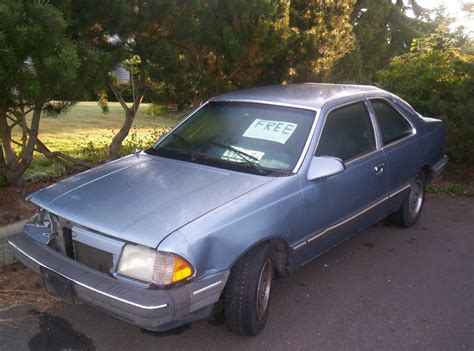 1986 ford tempo 1986 ford tempo pictures cargurus