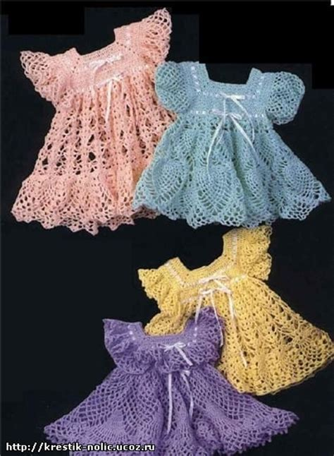 pattern free crochet baby dress free baby crochet patterns best collection the whoot