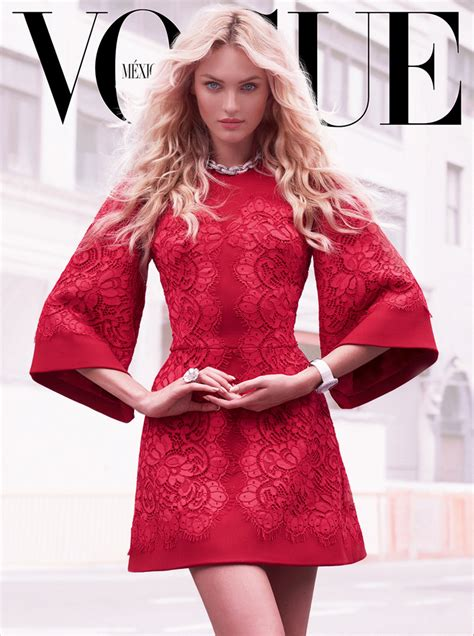 Candice Wardrobe by Candice Swanepoel Stuns For Vogue Mexico Shoot By Mariano