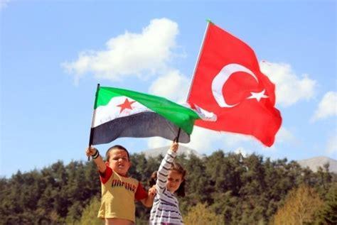 Bendera Anak Pengungsi Suriah Di Turki Lebih Dari 100 Ribu Orang