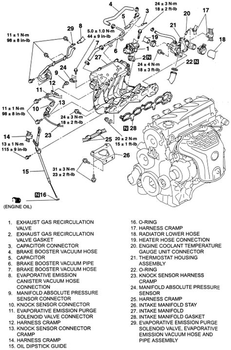 repair guides engine mechanical components intake manifold autozonecom