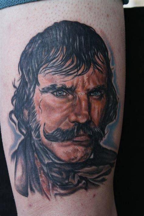 bill the butcher tattoo by justin mariani tattoos